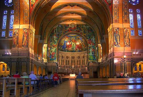Lisieux France  city photos gallery : de lisieux france hdr basilique sainte thérèse de lisieux hdr france ...