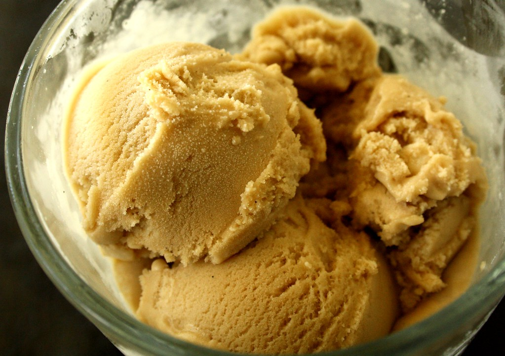 Recipe for Coffee Ice Cream