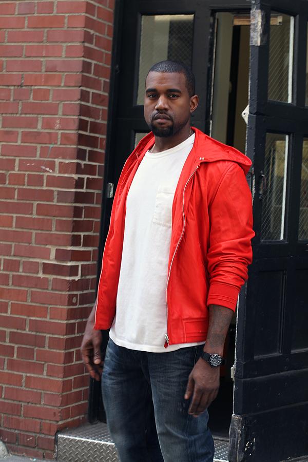 STREET STYLE | Kanye West