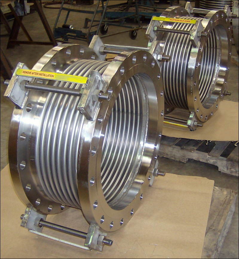 "12"" and 24"" Single Tied Expansion Joints"