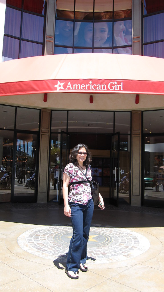American Girl Place Los Angeles