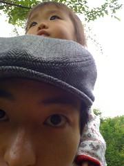 薬師池公園を散策