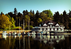 VRC (Vince Alongi) Tags: canada vancouver day harbour sunny clear rowing stanleypark nikond3000