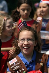 Girl Scouts at the Parade (Read2me) Tags: parade candid girl brownie pregamewinner uniform thechallengefactory cyniner gamewinner anythinggoeschallengewinner challengeyouwinner storybookwinner storybookchallengegroupotr superherochallengewinner herowinner bigmomma agcgwinner friendlychallenges challenggamewinner matchpointwinner mpt681