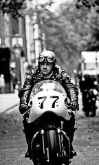 `77` (Johnny Doome) Tags: rockers bsa classicbike lewisleathers
