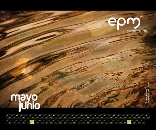 calendario 2011 mayo. Calendario 2011 [Mayo Junio]