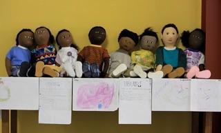Ububele Ubuntu dolls