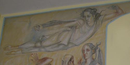 Mural lado superior