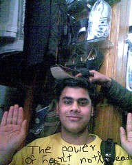 Hands Up (AJ-) Tags: shoes damn inthelineoffire furqan