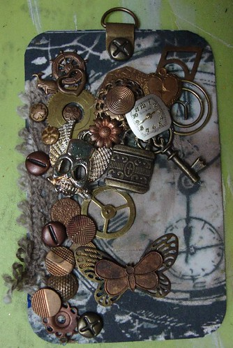 TIO#41-SteamPunk Influence by keepsakescrafts.