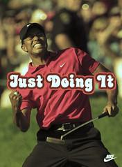 Tiger+Nike (devgupta86) Tags: nike justdoit tigerwoods 30daysofcreativity