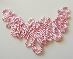 Rope Necklace-6 (...love Maegan) Tags: diy accessories doityourself pearlnecklace flowernecklace ribbonnecklace necklacediy easydiys prettyinpinknecklaces