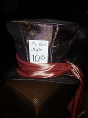 Mad Hatter top hat, In this style 10/6