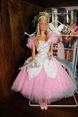 Ballerina Barbie (topocri2000) Tags: cane ballerina doll ooak barbie nutcracker peppermint candi