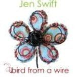 Bird From a Wire