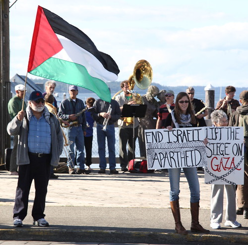 End Israeli Apartheid | Lift the Siege on Gaza