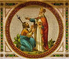 Melchizedek Mosaic