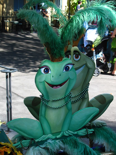 princess and the frog disneyland. Princess Tiana#39;s Mardi Gras