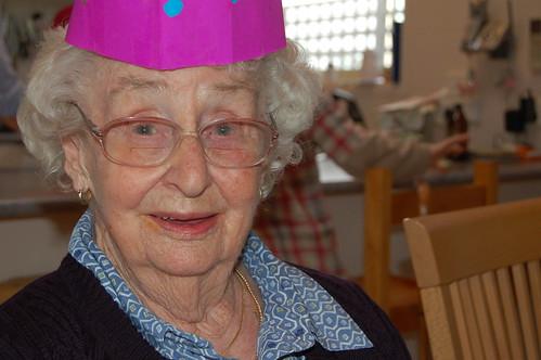 Elsie is 96!!!