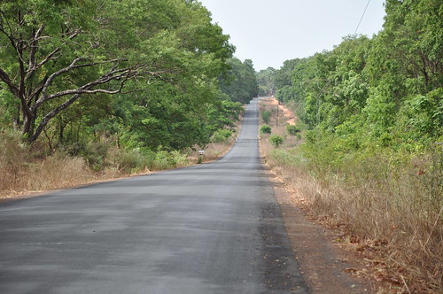 Into the Casamance