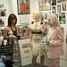Dixie Evans with Holly Madison & Lara Croft