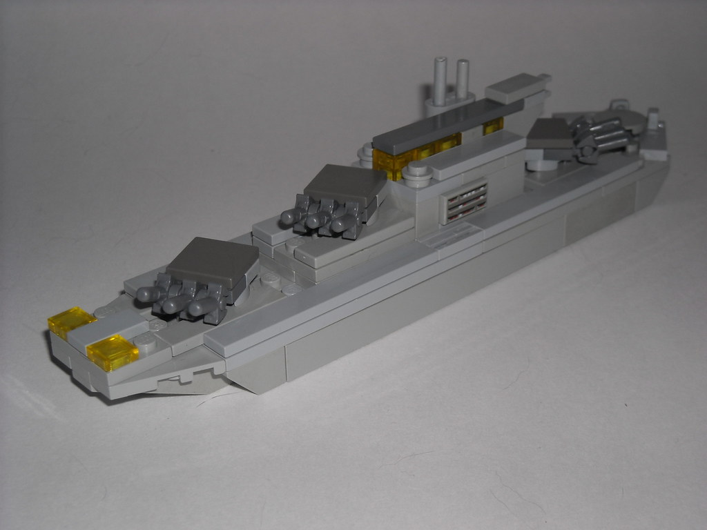 Romanov- class Battleship