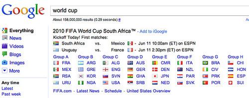 FIFA Google
