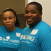 Trenton Salute to Success - Kevin Thompson and Compliance Officer, Karima Houston