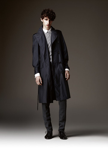 Charlie France0129_SS10 Burberry Pre-Collection(Official)
