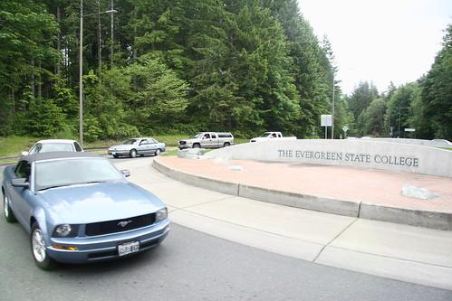 Evergreen Graduation 2010