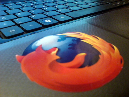 Support Open Source. Use Firefox.
