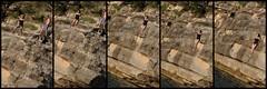 Fun in the sun (AustinTX) Tags: sun austin fun jumping cliffs laketravis