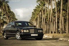 Bentley Arnage (Talal Al-Mtn) Tags: 2001 cars car canon automobile shot automotive rover kuwait v8 bentley talal q8 arnage kwt bentleyarnage 450d canon450d lm10 inkuwait almtn talalalmtn