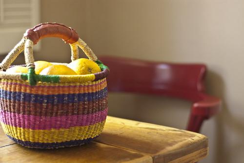basket of yummy