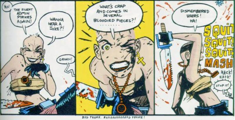 tank girl strip