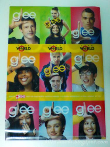 Glee Folder