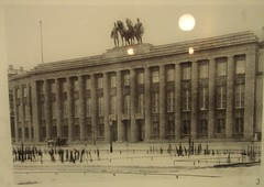 photo: German embassy in St Petersburg, 1914 (sftrajan) Tags: architecture turkey design trkiye istanbul exhibit exhibition trkei ausstellung estambul tophane behrens germandesign deutscherwerkbund   twentiethcenturydesign    100jahredeutscherwerkbund 100yldeutscherwerkbund