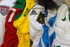 Jersey Junction (Rudy Malmquist) Tags: world africa brazil usa cup sports argentina shirt germany southafrica football uniform europe european african soccer nike jersey adidas gazelle johannesburg 2010