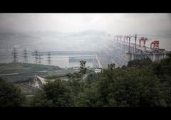 Three Gorges Dam (Kaj Bjurman) Tags: china eos three dam 5d gorges kina hdr kaj markii cs4 photomatix bjurman