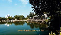 惠宇澄峰:豐樂公園湖邊映像