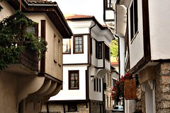 Ottoman architecture (cannoner) Tags: canon traditional oldhouse macedonia ohrid historical oriental xsi historicalhouse 450d kissx2