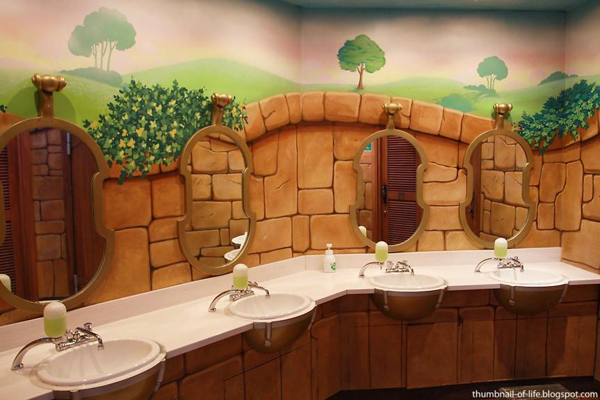 Sanrio Puroland Toilet
