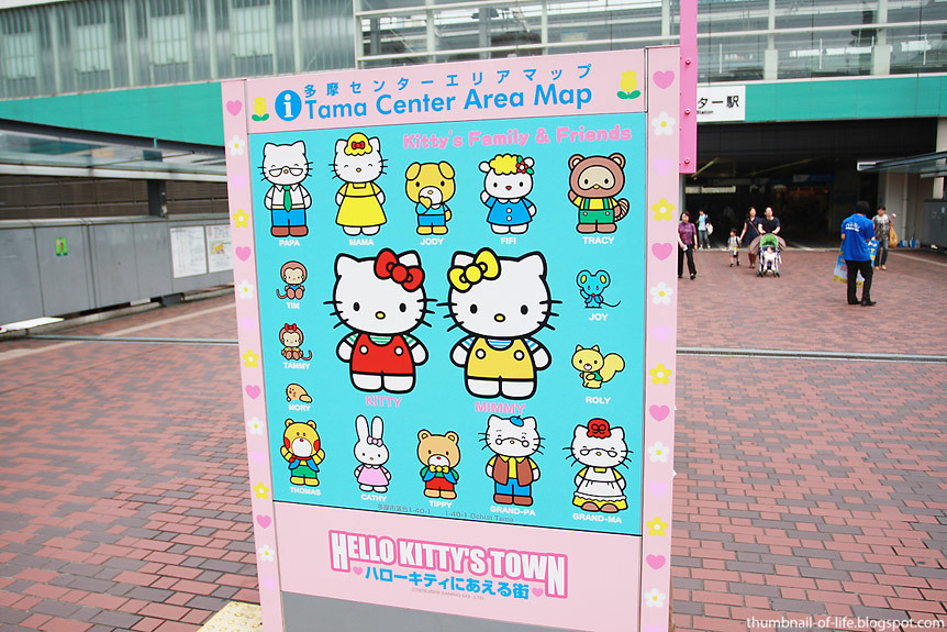 Hello Kitty's Town
