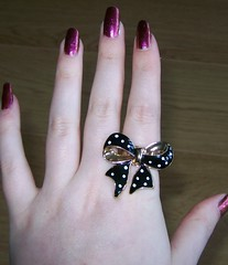 Primark Bow Ring