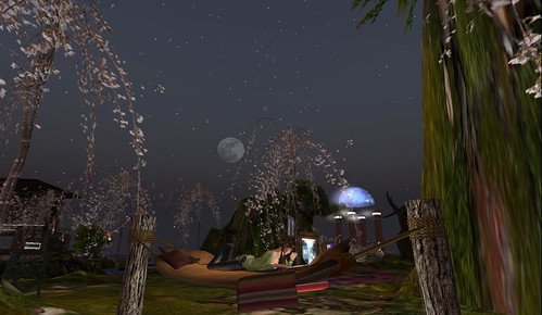 WETLands in Second Life