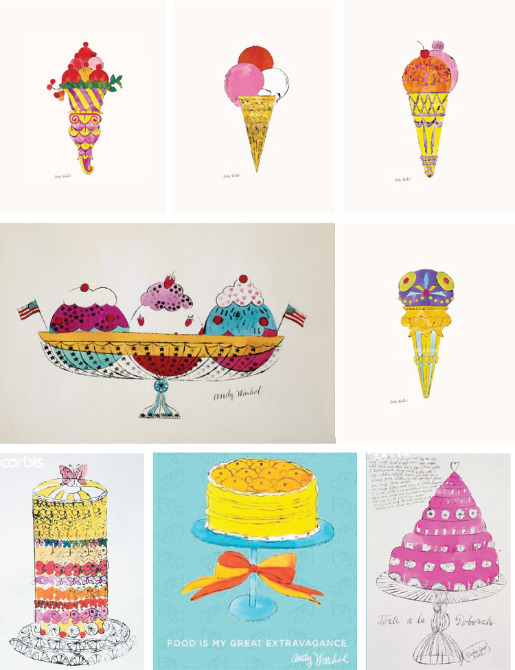 Sweets by Andy Warhol