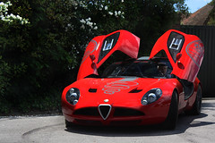 Zagato. (Alex Penfold) Tags: alex canon photography photo image picture photograph alfa romeo numberplate zagato penfold 450d tz3