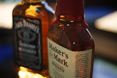 TGIFriday! (Zach Dischner) Tags: canon jack eos cool dof drink bokeh mark 7d daniels whisky bourbon f28 makers alchohal tamron1750 canon7d