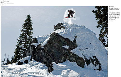 EastCoast Snowboarding Magazine January 2010