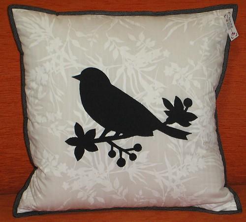 almofada pássaro... by @ coisas da gi